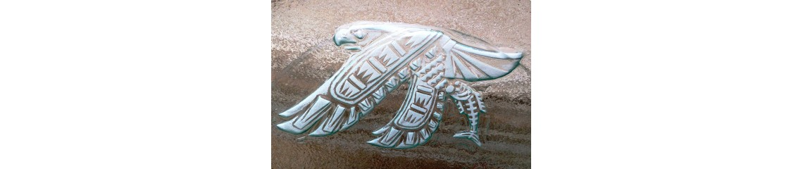 Eagle plaque